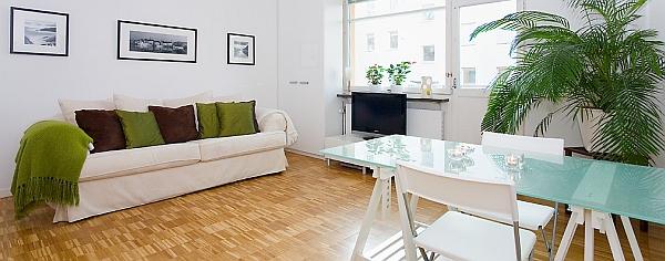 Appartement à Stockholm