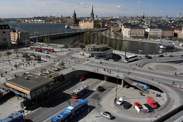 Slussen - Stockholm
